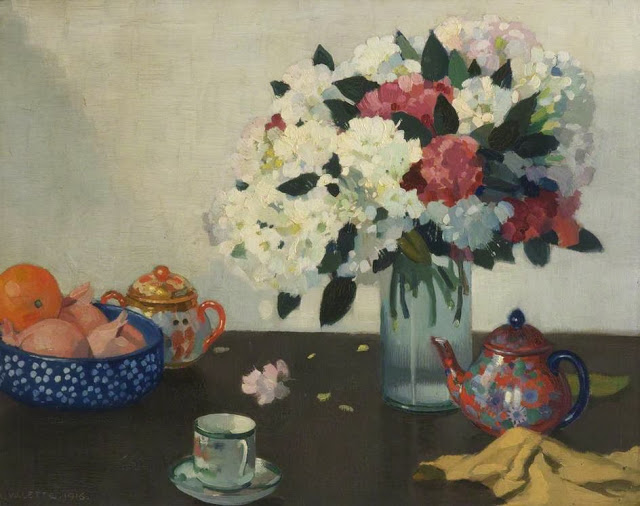 1916+Still+Life+oil+on+canvas+49+x+64+cm+Salford+Museum+and+Art+Gallery+UK
