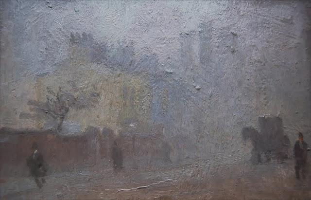 Manchester+Street+in+Fog