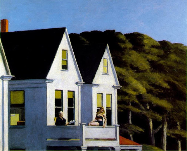 Second Story Sunlight, 1960