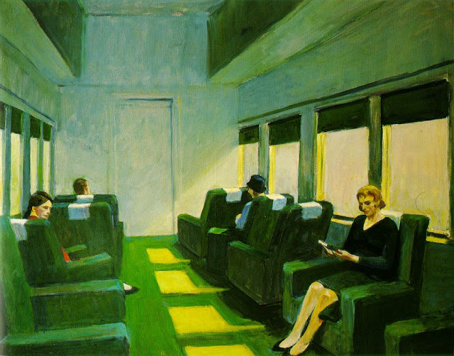 Chair Car, 1965