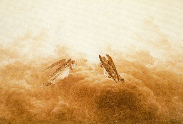 1826, Angels in Adoration