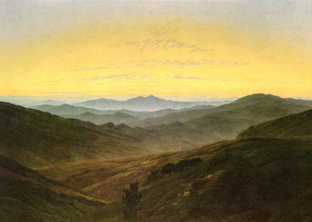 1830-35, Memories of the Sudeten Mountains