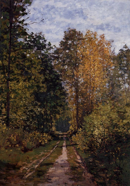 Path in the Forest, 1865
