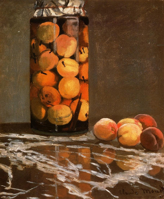 Jar of Peaches, 1866