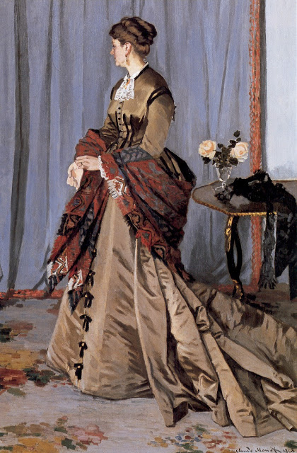 Madame Louis Joachim Gaudibert, 1868