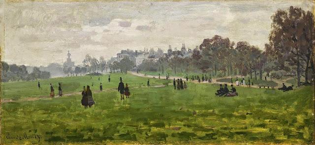 Green Park, 1871