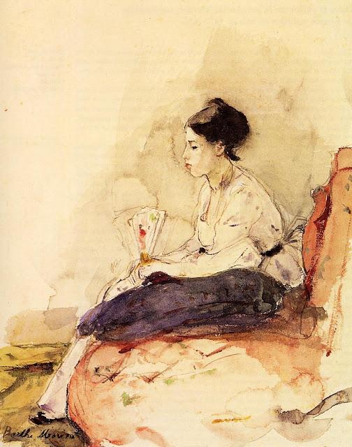 Na sofie, 1871