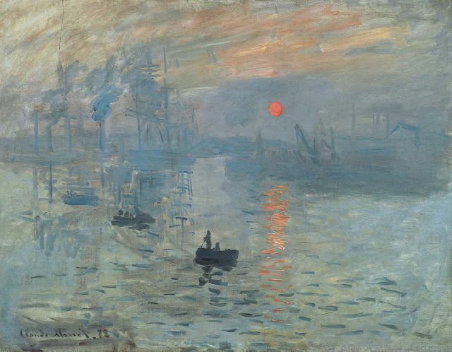 Impression Sunrise, 1872