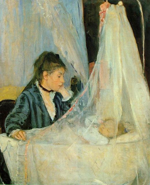 Kołyska, 1872