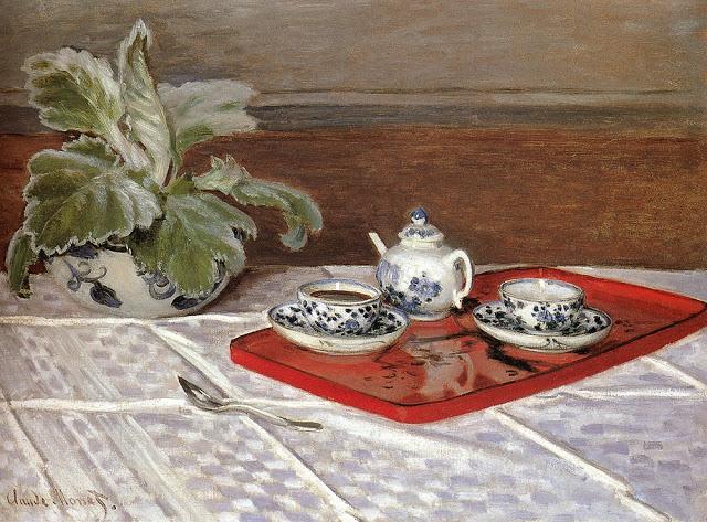 The Tea Servicey, 1872