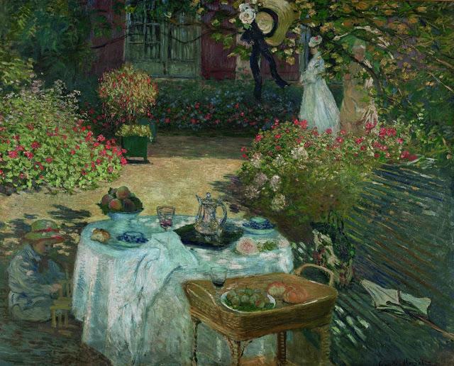 Luncheon, 1873