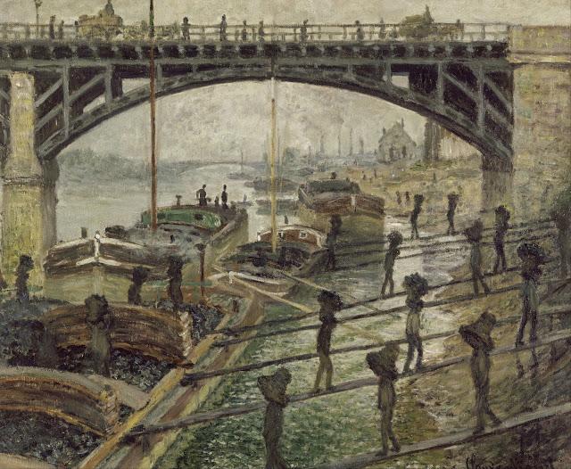 The Coalmen, ok. 1875