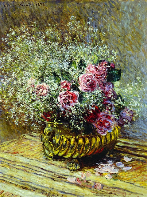 Flowers in a Pot, 1878