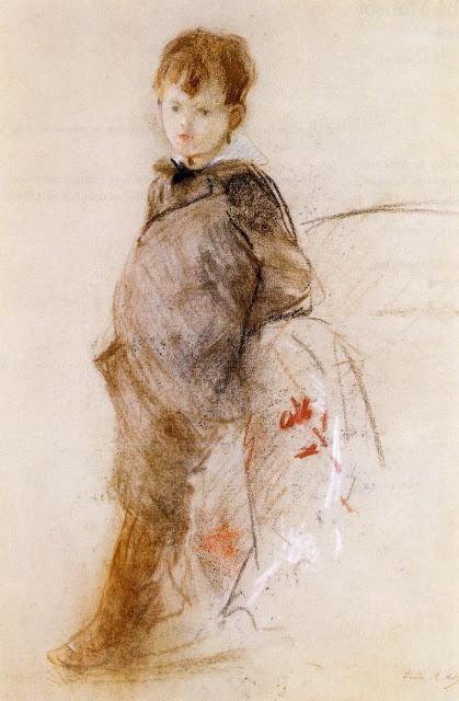 Portret Marcela, 1880