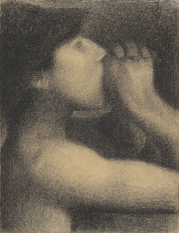 Georges Seurat Echo, 1883-84