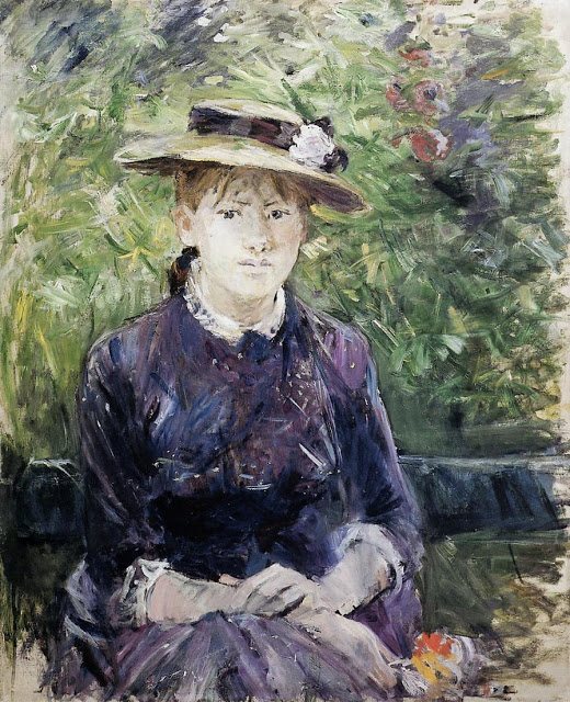 Portret Paule Gobillard, 1884