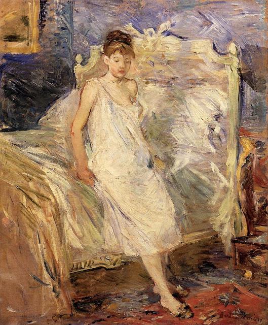 Wstająca, 1885-86