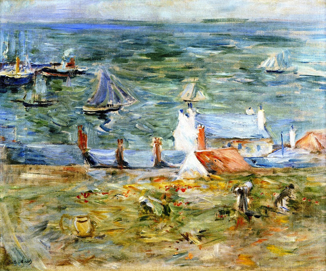 Port Gorey, 1886