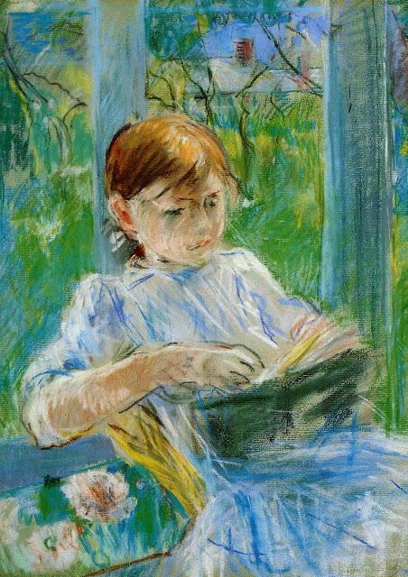 Portret córki artystki Julie, 1886