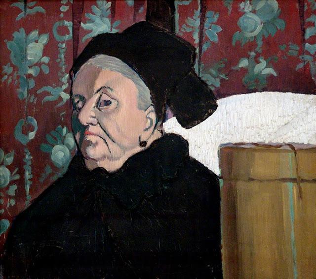 1887, La Grand-mère