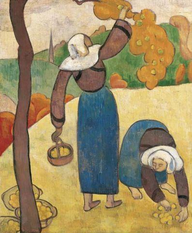 1889, Breton Peasants