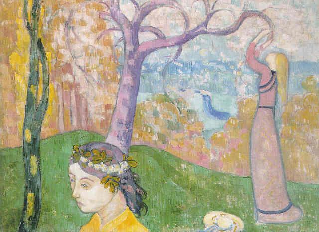 1892, Madeleine au bois d'amour