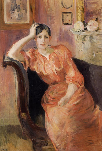 Portret Jeanne Pontillon, 1894