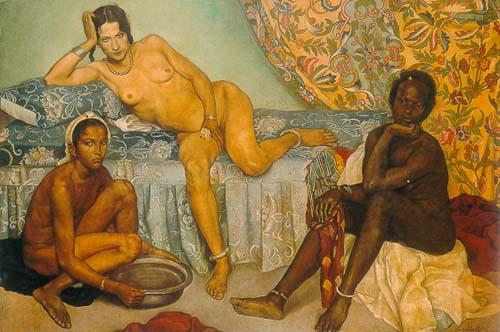 1898, The Three Races