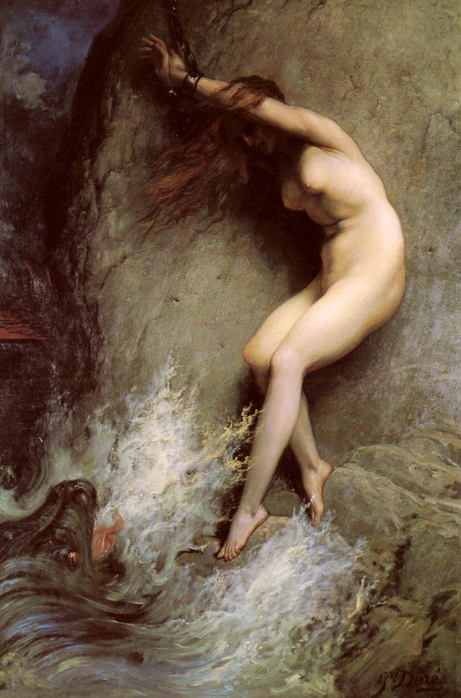 Andromeda, 1869