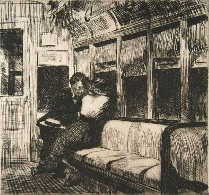 Night on El Train