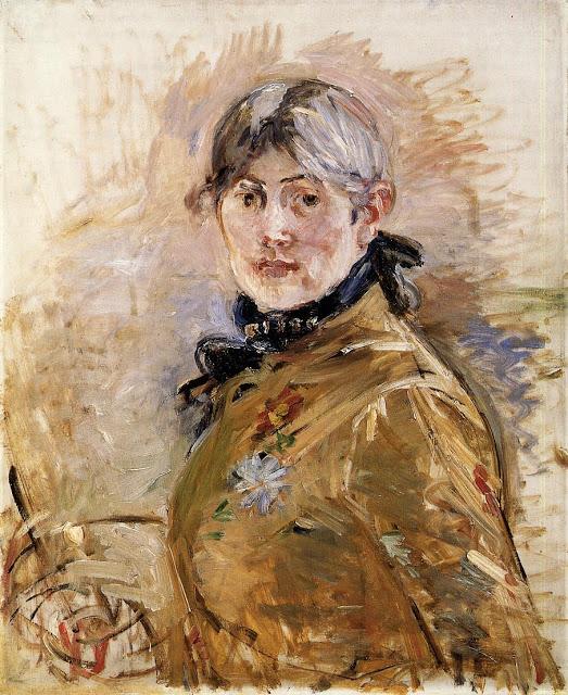 Autoportret, 1885
