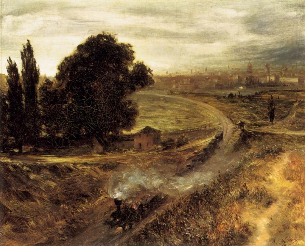 The Berlin Potsdam Railway, 1847