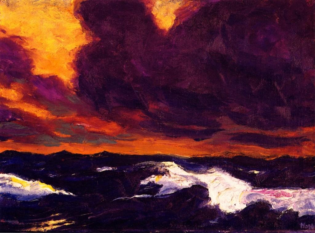 The Sea, 1930