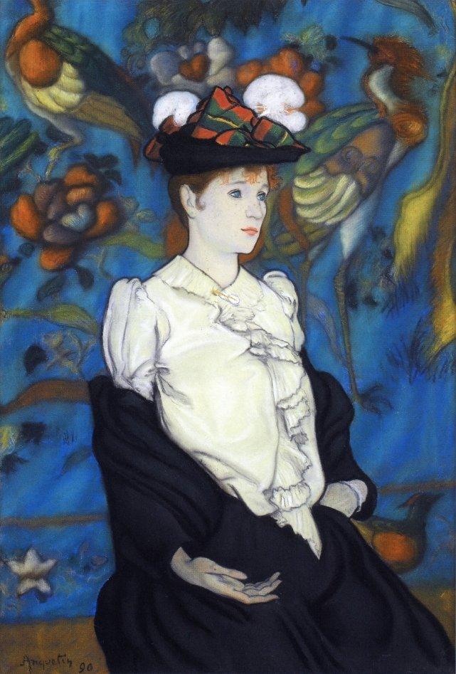 Juliette, 1890