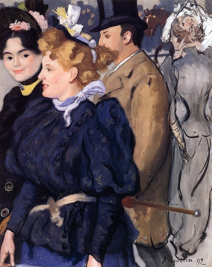 Promenade, 1892