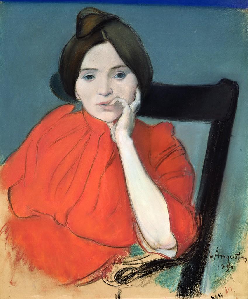Portrait of a Woman, 1890