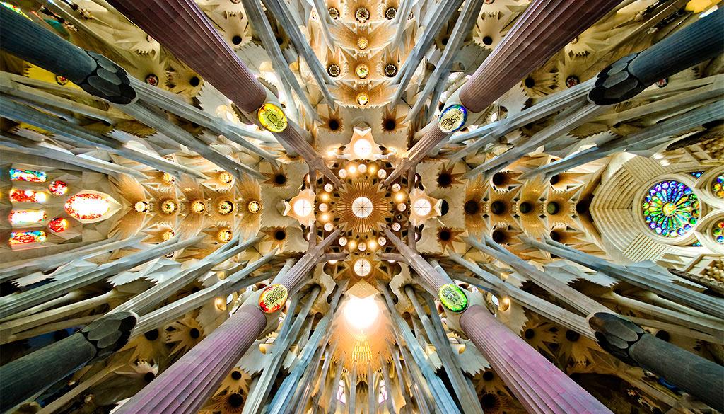 Sagrada Familia Barcelona Antonio Gaudi