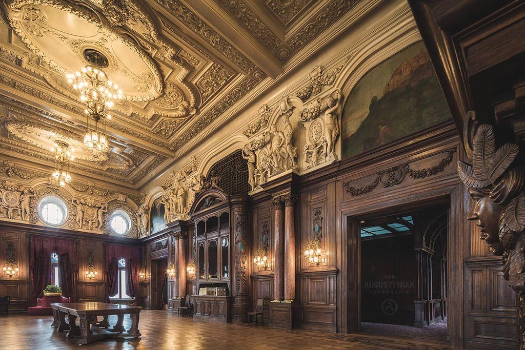 Izrael Poznański Palace, photo by: © Paweł Augustyniak www.pawelaugustyniak.pl, fb.com/pawelaugustyniakfotografia