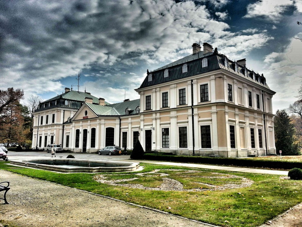 Palace in Sieniawa