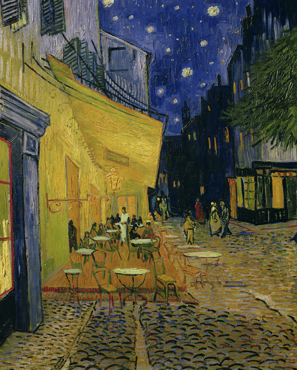 Vincent van Gogh, Café Terrace at Night
