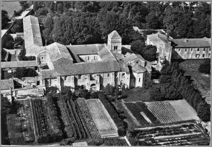 Saint Paul de Mausole, Saint-Rémy de Provence