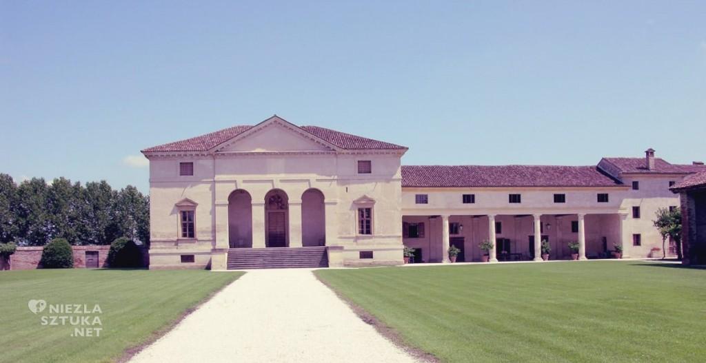 Finale d'Agugliaro, Villa Saraceno, architecture, artophilia.com